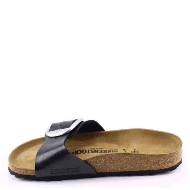 Birkenstock Birkenstock 1015315 madrid big buckle Zwart black